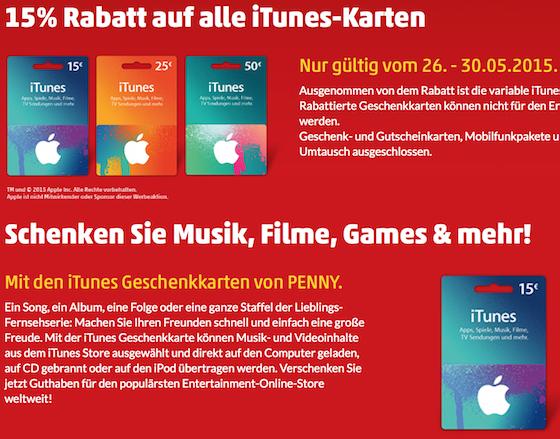 iTunes,Karte,Geschenkkarte,Guthabenkarte,Rabatt,Nachlass,Musik,App,Video,kaufen,Angebot 1