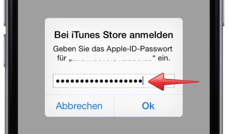 Abo Abonnement iTunes verlängern verwalten kündigen Jamie Oliver App iTunes Karten PayPal Kreditkarte App Store 3