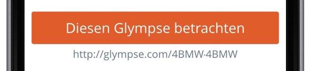 Glympse Standort versenden Live GPS Geschwindigkeit Position teilen sharen Mac übertragen 2