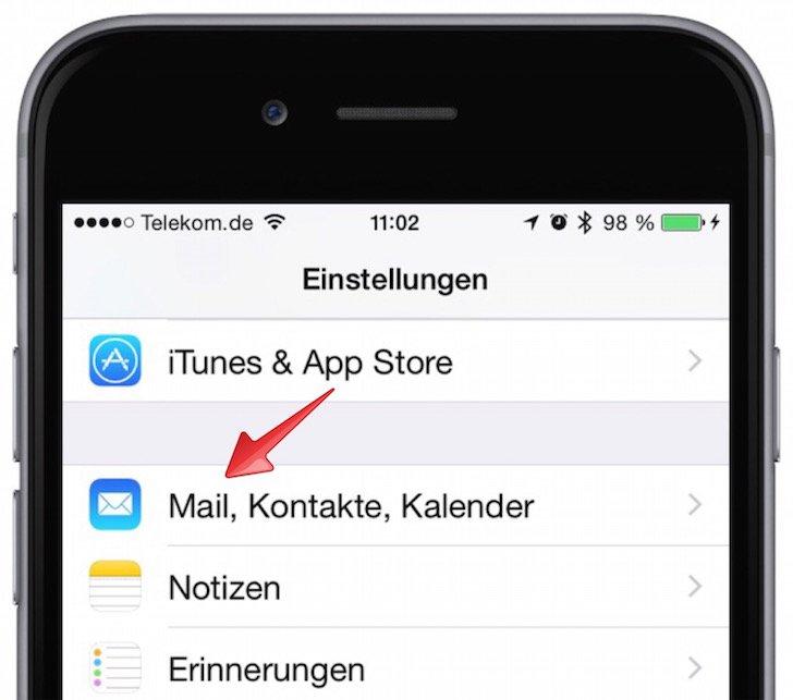 iPhone-Mails werden nicht gelöscht - was tun 2