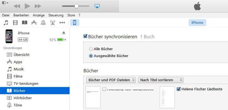 iPhone PDF mitnehmen Adobe Acrobat erstellen lesen speichern 11