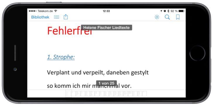 iPhone PDF mitnehmen Adobe Acrobat erstellen lesen speichern 14