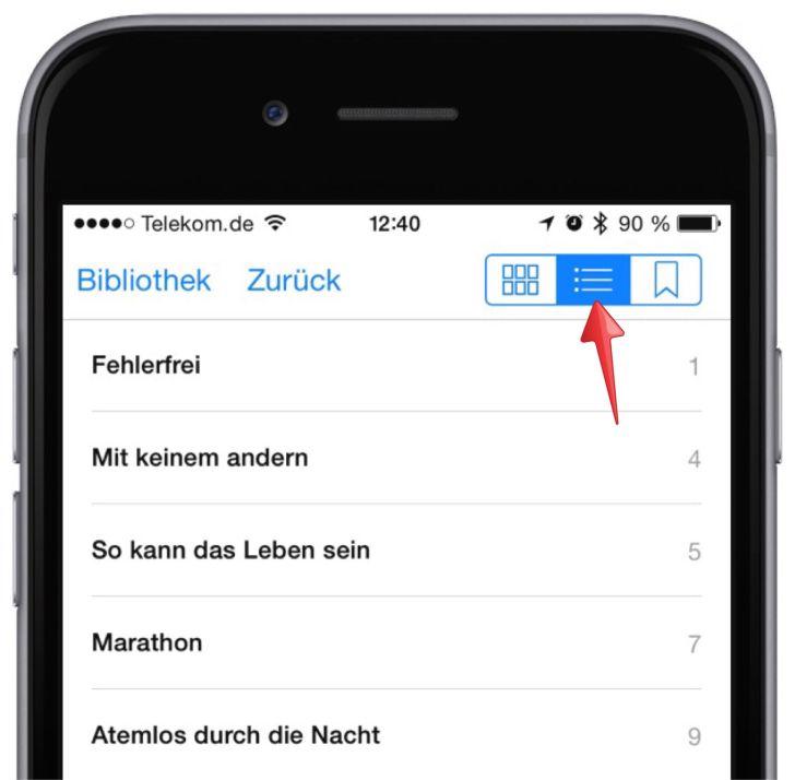 iPhone PDF mitnehmen Adobe Acrobat erstellen lesen speichern 15