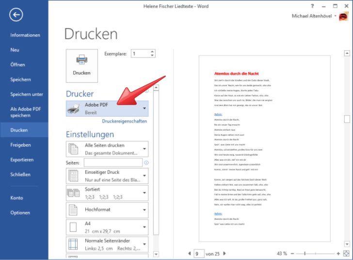 iPhone PDF mitnehmen Adobe Acrobat erstellen lesen speichern 2