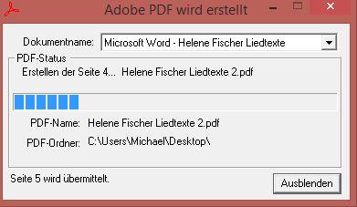 iPhone PDF mitnehmen Adobe Acrobat erstellen lesen speichern 4