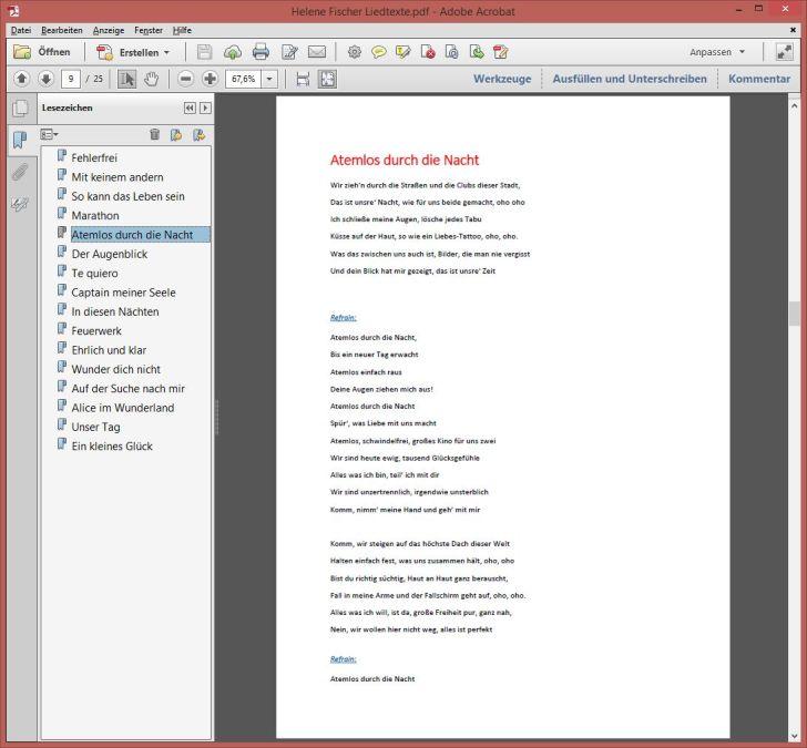 iPhone PDF mitnehmen Adobe Acrobat erstellen lesen speichern 5