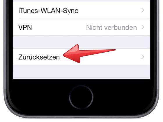 iPhone W-LAN Problem beheben Netzwerk-Einstellungen Provider Router Paswörter VPN 3