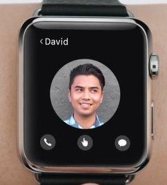 Apple-Watch-Scribble-Freunde-auswählen