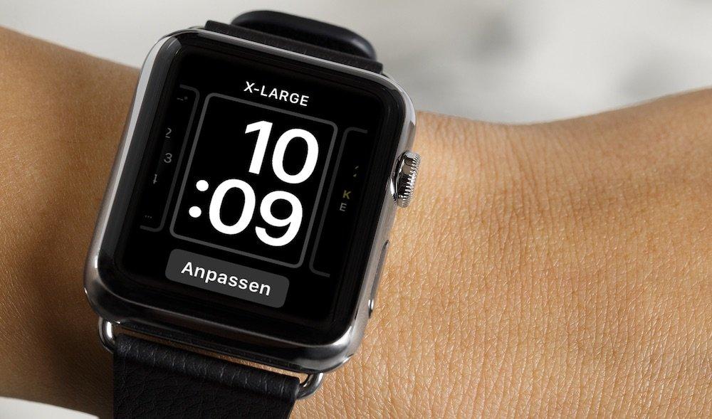 Apple Watch So einfach ändern Sie das Zifferblatt 1