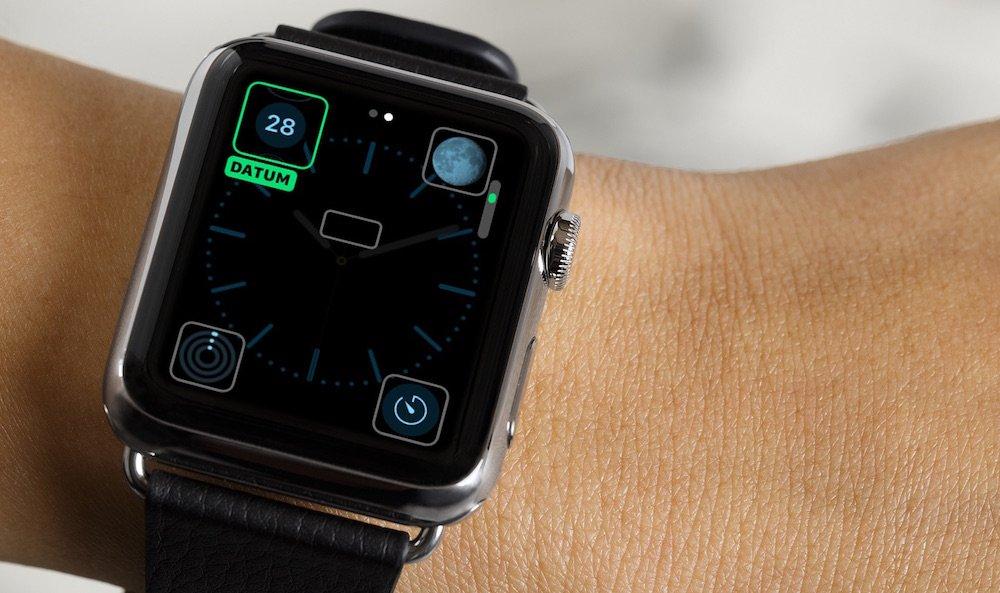 Apple Watch So einfach ändern Sie das Zifferblatt 2