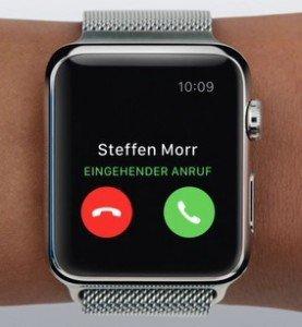 Apple-Watch-Telefonieren-eingehender-Anruf-277x300