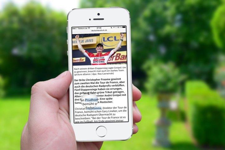 iPhone Text kopieren Zwischenablage Zwischenspeicher Einfügen Einsetzen Mail Nachrichten Safari WhatsApp Link 7