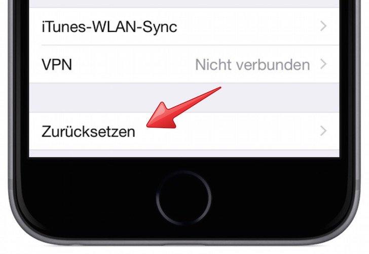 iPhone Wörterbuch ergänzen eigene Begriffe Autokorrektur verbessern Wörterbuch löschen 2