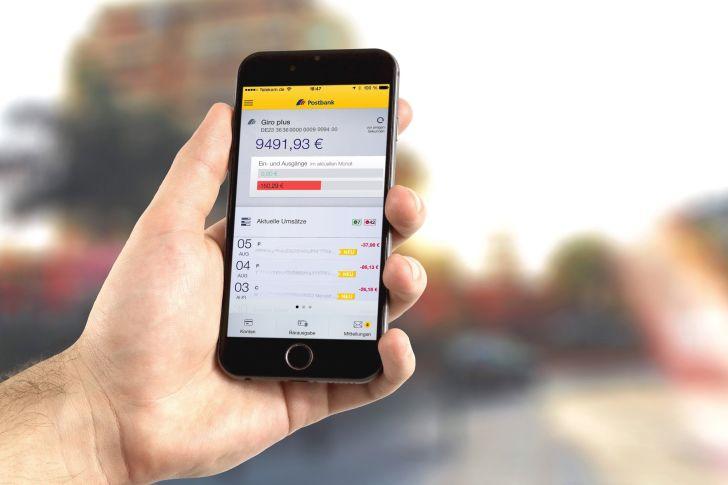 Postbank kostenloses Konto Kontoführung dauerhaft kostenlos iTunes aufladen 2