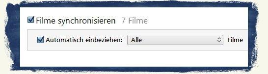Video kopieren übertragen iPhone iPad PC Computer Windows Mac save.tv AVI MP4 H.264 H264 Videoformat 5a