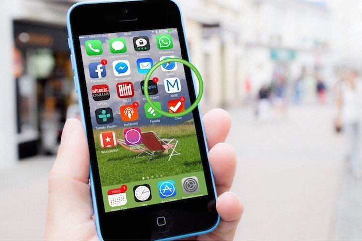 iPhone Website als Icon am Homescreen anzeigen 6