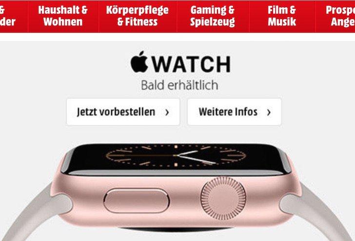 Apple Watch Saturn Gravis Media Markt Metro Online Filiale Filialsuche 1