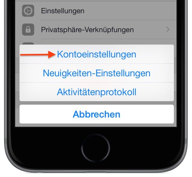 facebook videos löschen iphone