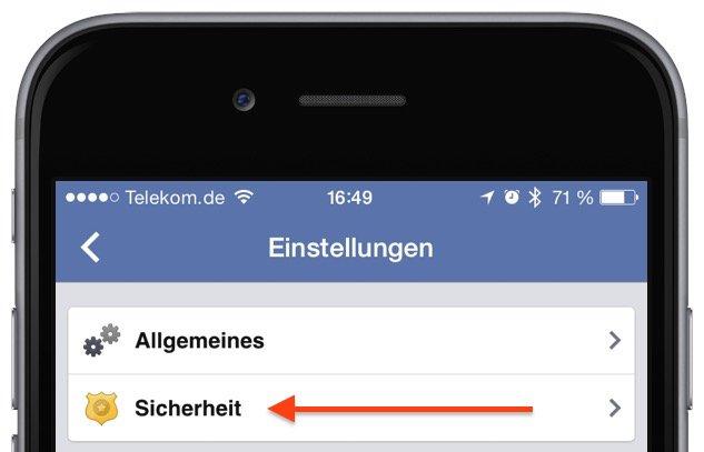 Facebook iPhone Tod tot Testament Nachlass Nachlasskontakt Familienmitglied zustoßen Datenarchiv löschen Todesfall Erinnernungen 4