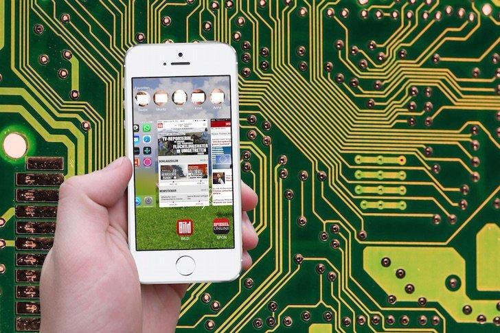 iPhone Speicher Arbeitsspeicher Task Manager App Apps Programme beenden Apple schließen stoppen löschen 1