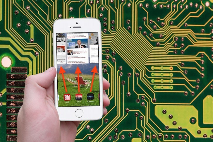 iPhone Speicher Arbeitsspeicher Task Manager App Apps Programme beenden Apple schließen stoppen löschen 2