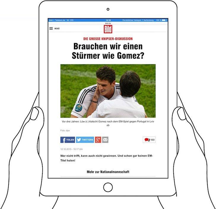 iPad Reader-Ansicht PDF konvertieren speichern iBooks exportieren 1