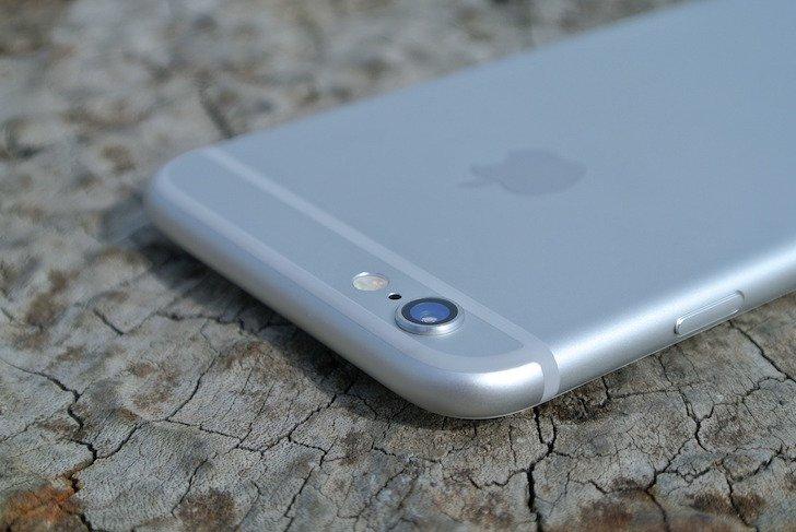 iPhone iOS 9 Bildschirm nach unten Tisch spart Strom Energie