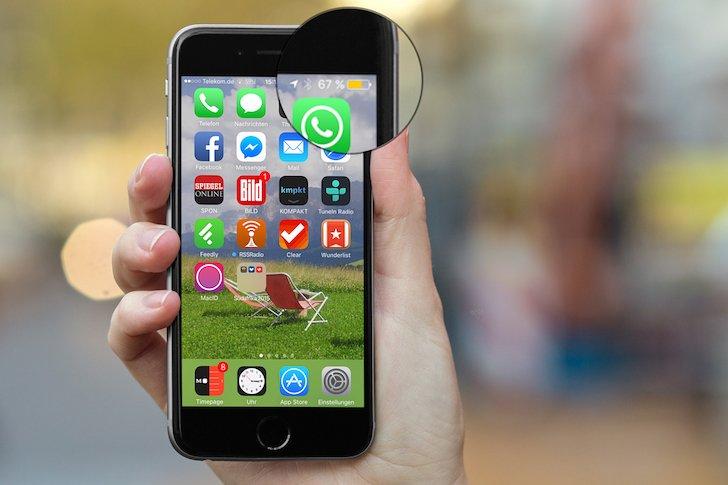 iPhone iOS9 Apple Stromsparmodus Energiesparmodus Batterie Laufzeit länger sparen Strom Energie verlängern Akku 1