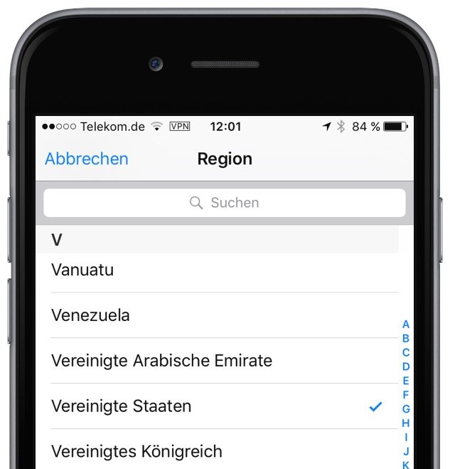 iPhone iOS9 News App-Umschalter Wischgeste Favoriten Apple neu 2