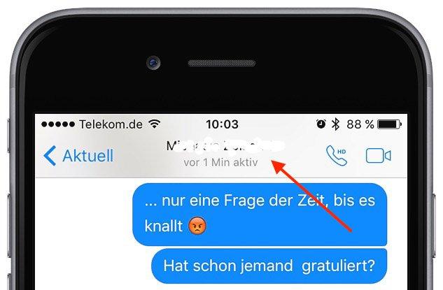 Facebook Messenger Chat Farbe blau ändern anpassen rot gelb 2