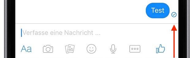 Facebook Messenger-Symbole verstehen interpretieren 2