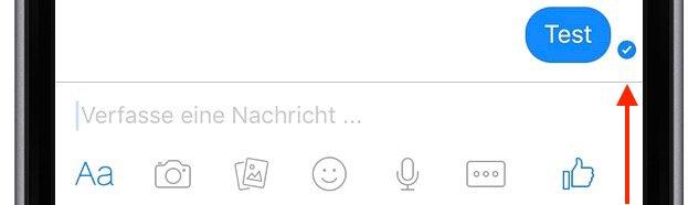 Facebook Messenger-Symbole verstehen interpretieren 3