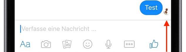 Facebook Messenger-Symbole verstehen interpretieren 4