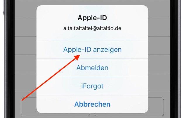 In App-Kauf bei iTunes Abo kündigen 3