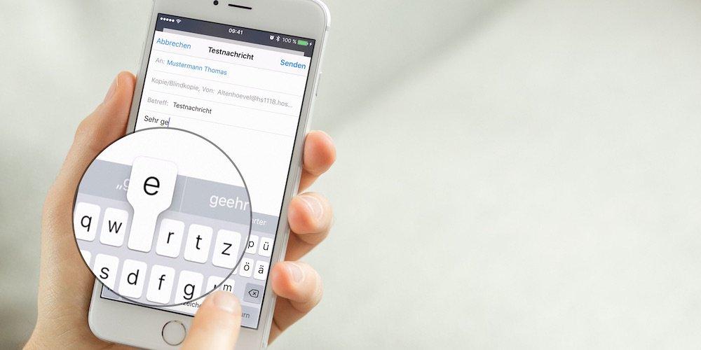 iPhone Tastentöne ausschalten