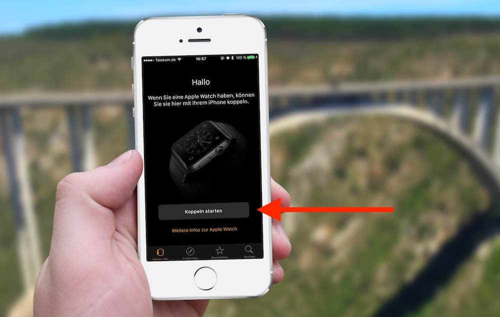 Apple Watch aus Backup wiederherstellen 1