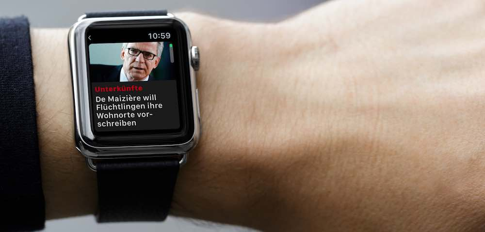 App Apple Watch Siri starten 2