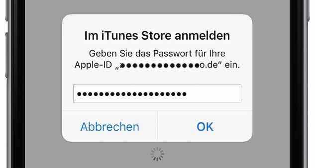 iTunes Karte Guthaben 3D Touch einlösen gutschreiben 2