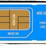 iPhone6 iPhone 6 Anleitung SIM Karte einlegen Nano Mini Micro Mobilfunk Provider 1