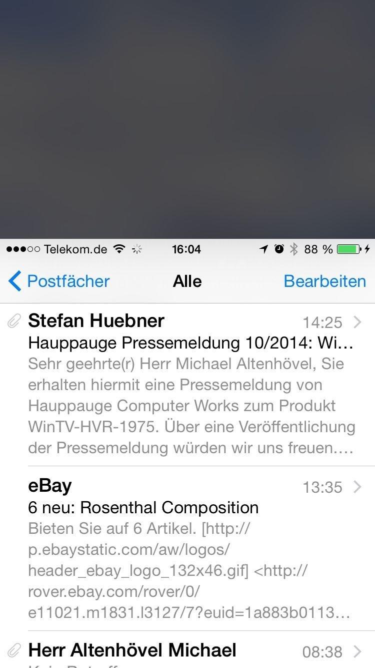iPhone6,iOS8,iPhone6 plus,Ein-Hand-Bedienung,Homebutton 2