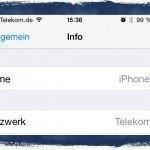 iPhone,Daten,Datenschutz,Einstellungen,Sicherheit,Überwachung ,Name 1