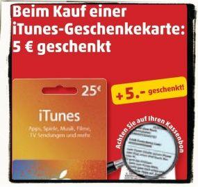 Apple,iPhone,iPad,iTunes,Karte,Gutschein,Rabatt, Geschenkkarte,Nachlass,25 EUR,5 EUR,geschenkt BB