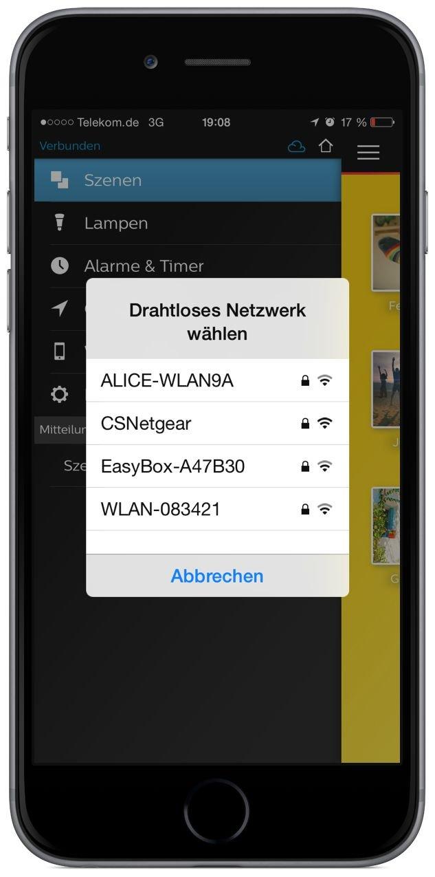 Berühmt iPhone: Nervige WLAN-Meldungen ausschalten - Mobil-ganz-einfach.de NM58