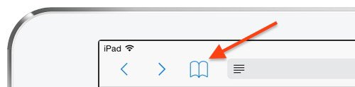 iPad Safari Leseliste Datenschutz löschen 2b