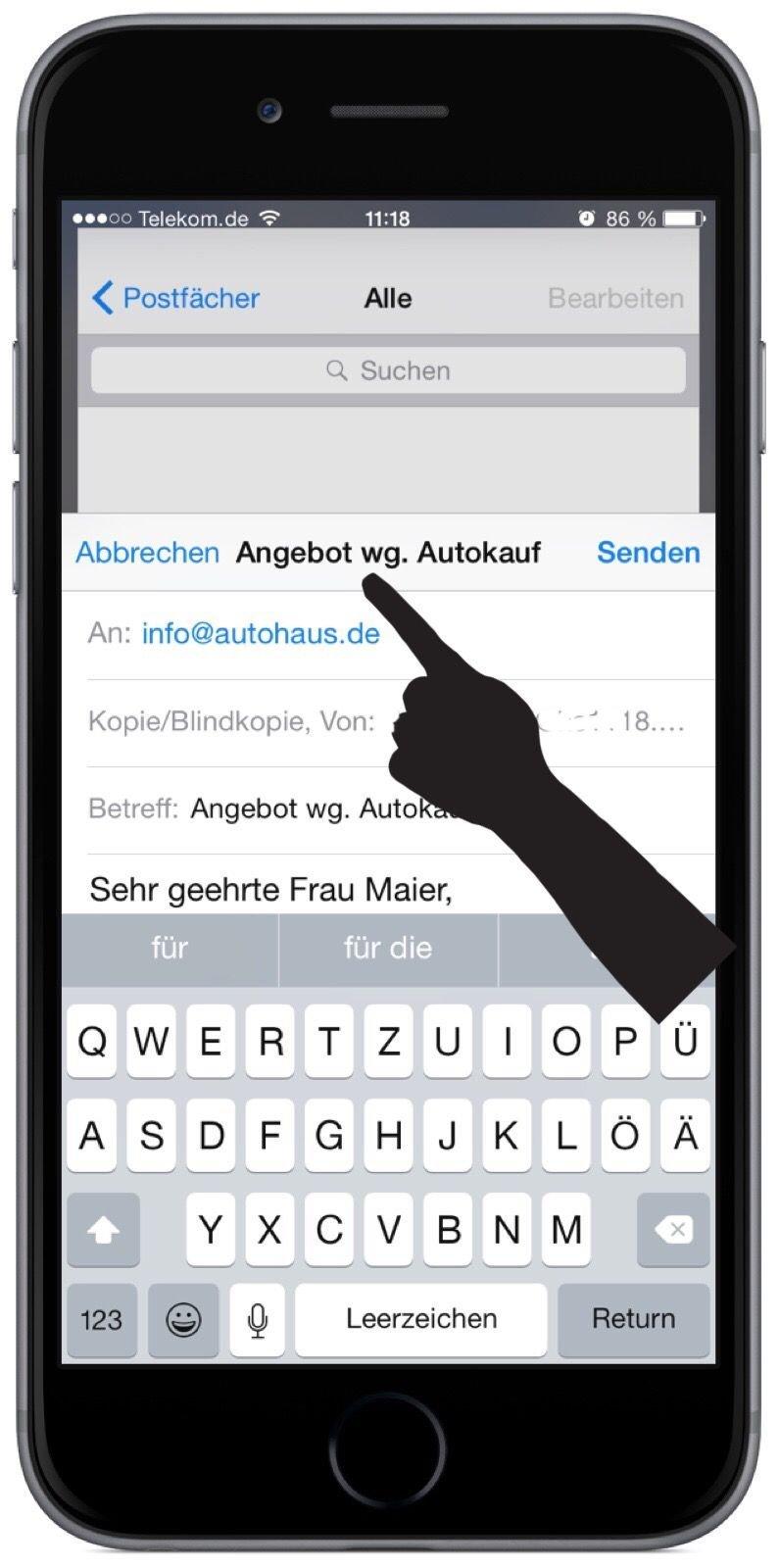 mit iphone mehrere apps gleixhzeitg starten