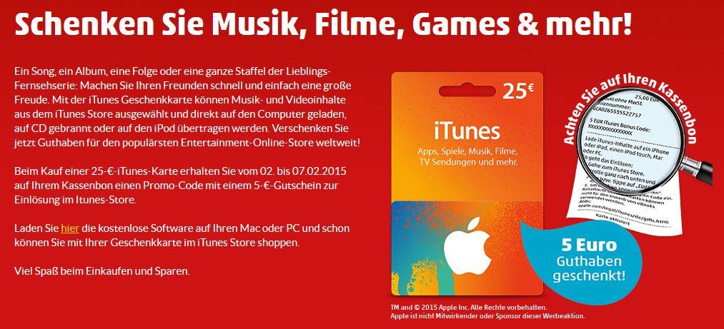 iTunes Penny Guthaben Rabatt Geschenk 1