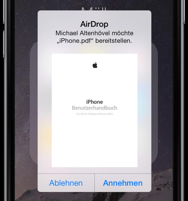 Iphone  Ef Bf Bdbertragen Auf Tv