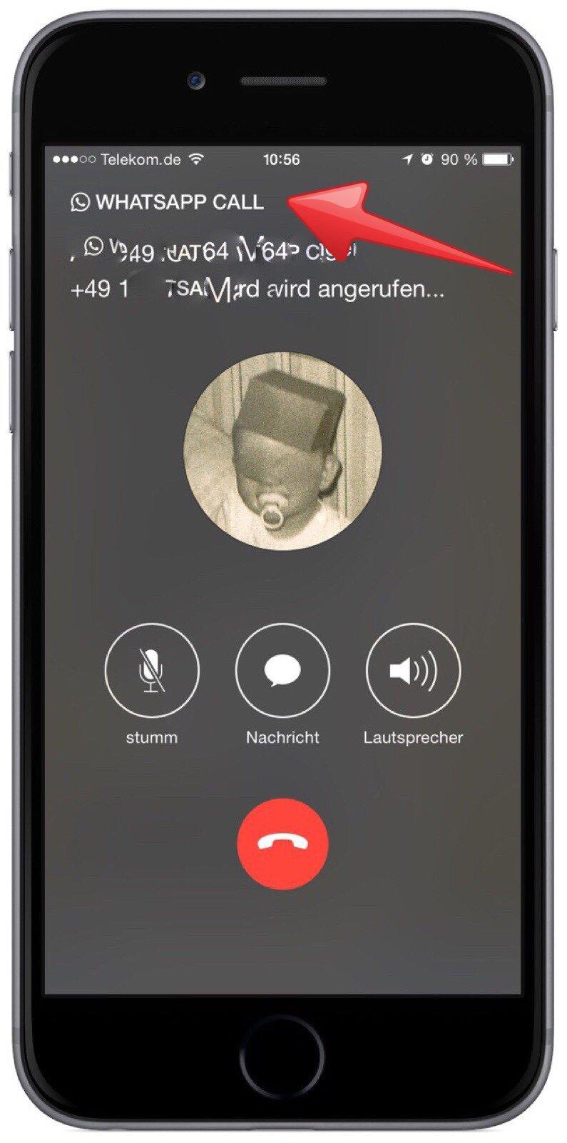 WhatsApp-Telefonate am iPhone: Kostenlos im WLAN anrufen