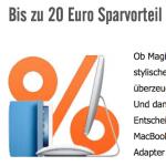 Apple Original Zubehör Rabatt iPad