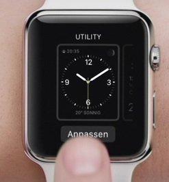 Apple-Watch-Ziffernblatt-auswählen